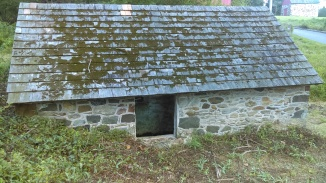 neglected springhouse
